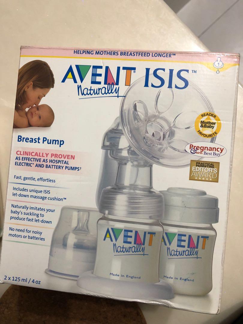 Sell new breast pump