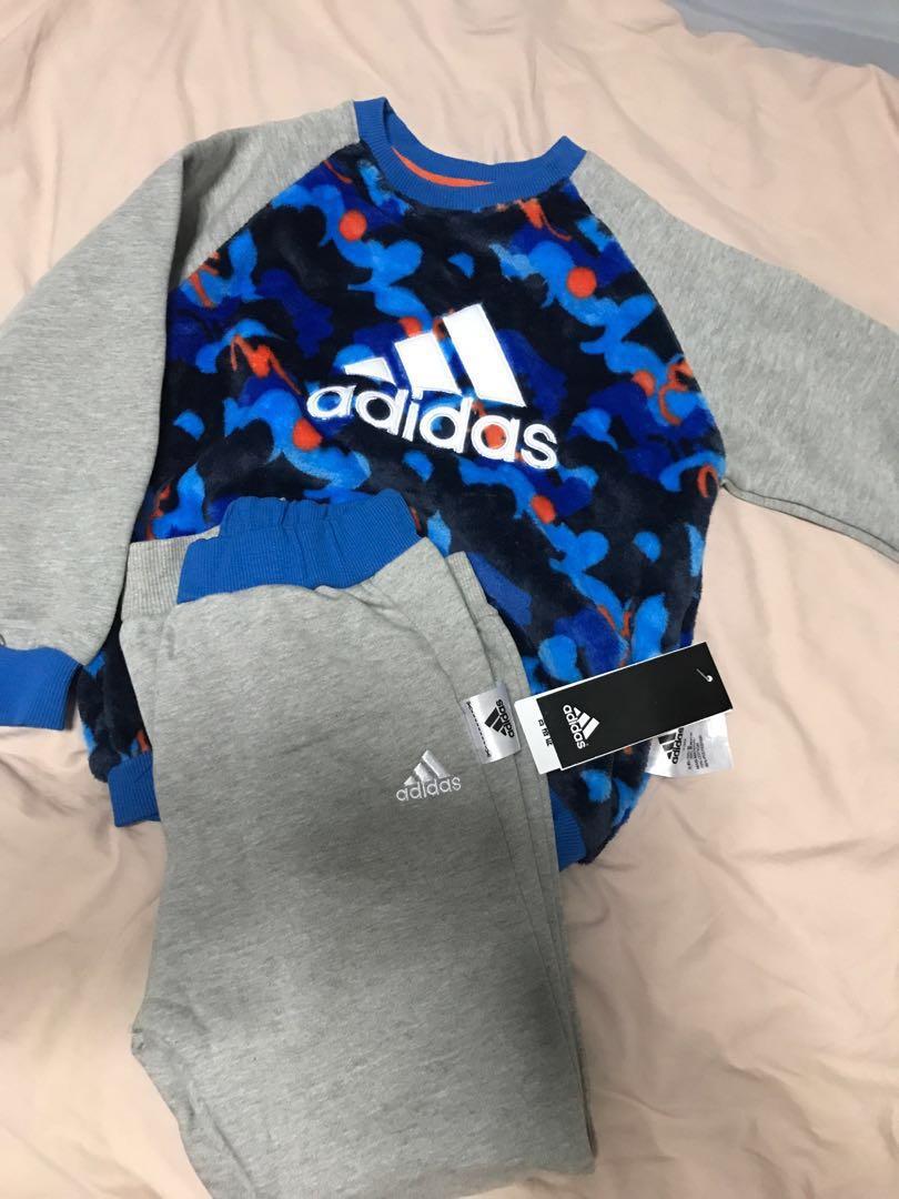 8fd934028fd7 BRAND NEW Adidas kids set