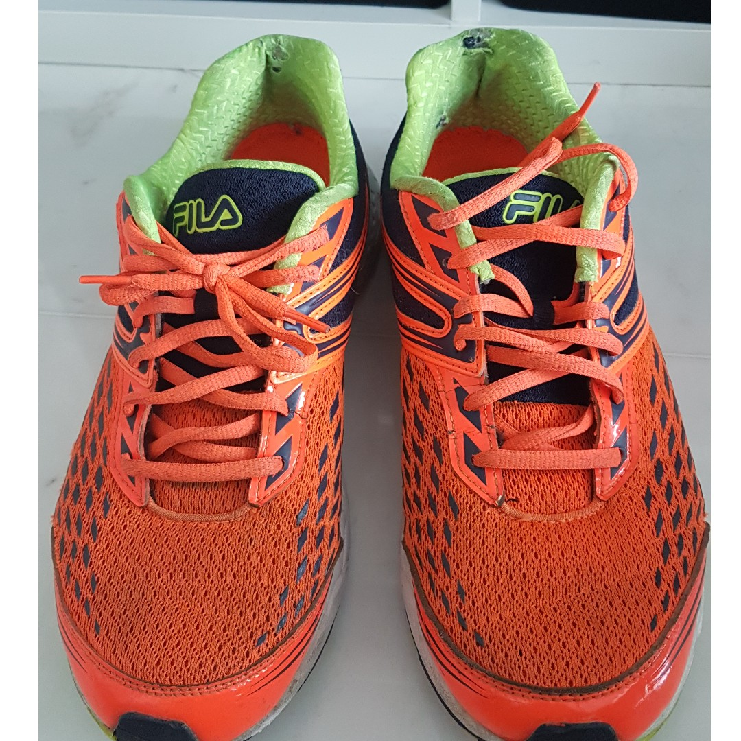 25d7388fd REDUCED PRICE AND LAST WEEK OF SELLING - Cheap Fila running shoes ...