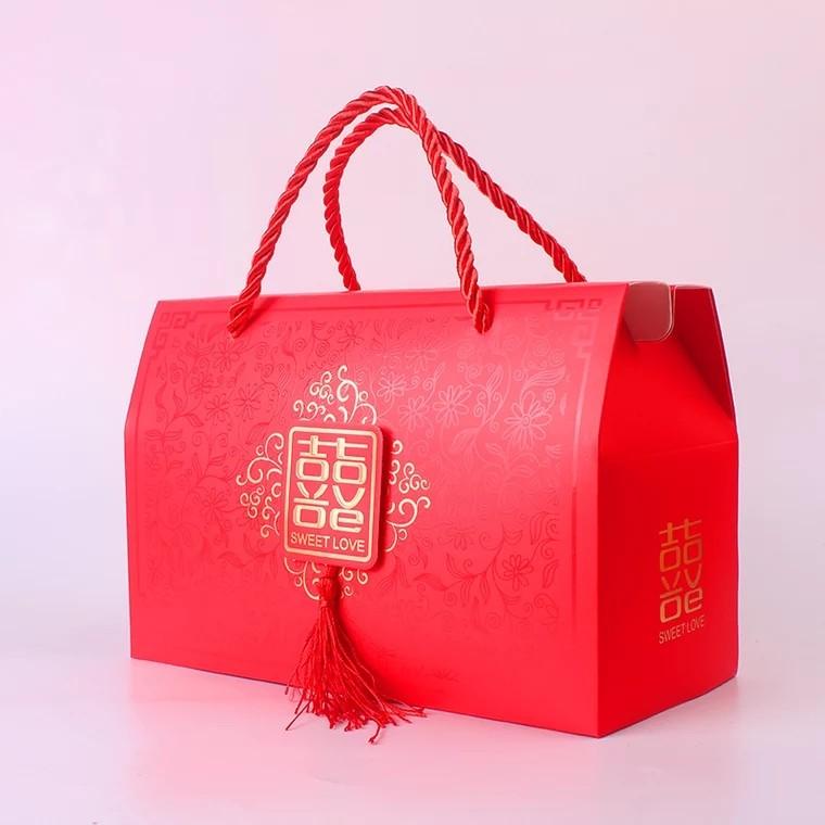 Chinese Wedding Gift Boxbag Everything Else On Carousell
