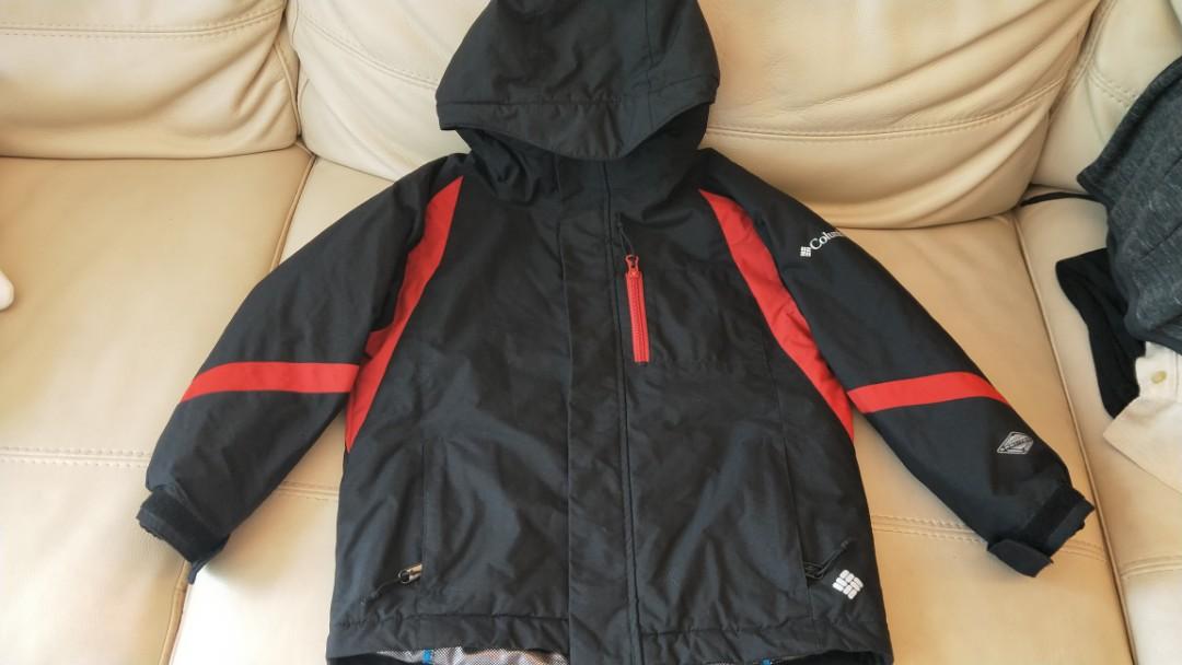 dad38fb4d06 Columbia Titanium Omni - Heat Winter Jacket for children - boys or ...