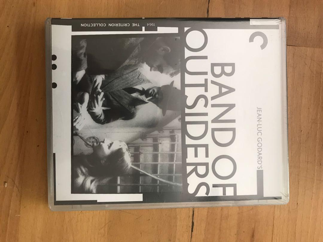 Criterion DVD's and Blurays