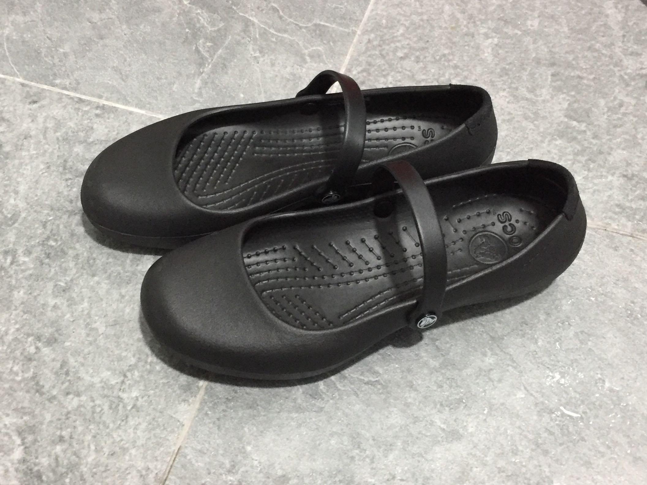 0c376ff1f Crocs - Alice Work Black