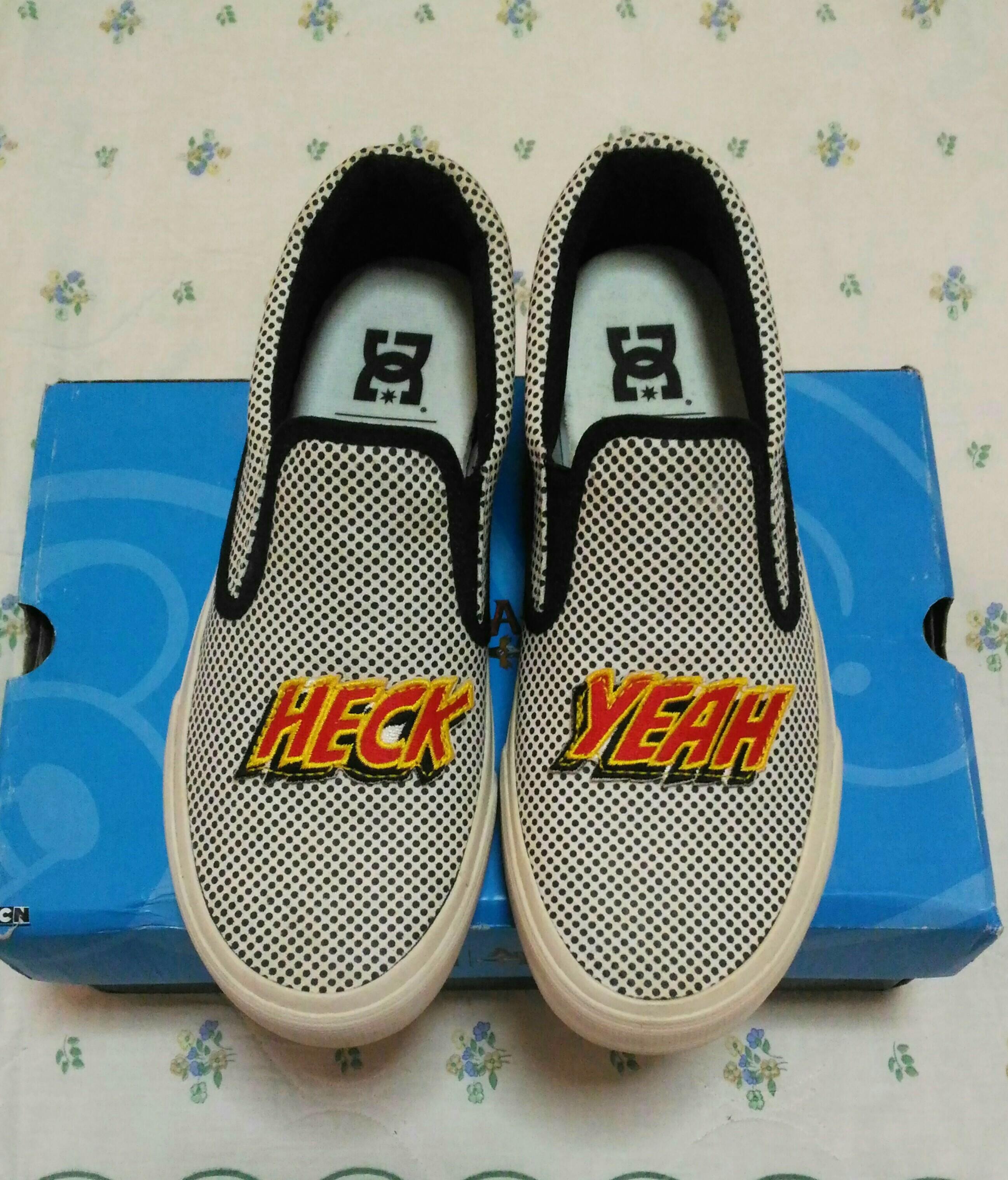 3ba8a5ea06 DC Shoes Adventure Time Slip-on