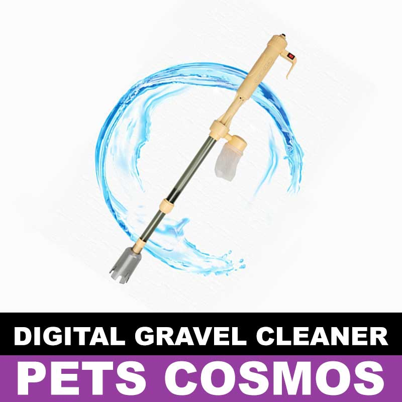Cleaning & Maintenance Aquarium Gravel Cleaner Siphon W/easy Start Pump To Change Water & Clean Gravel