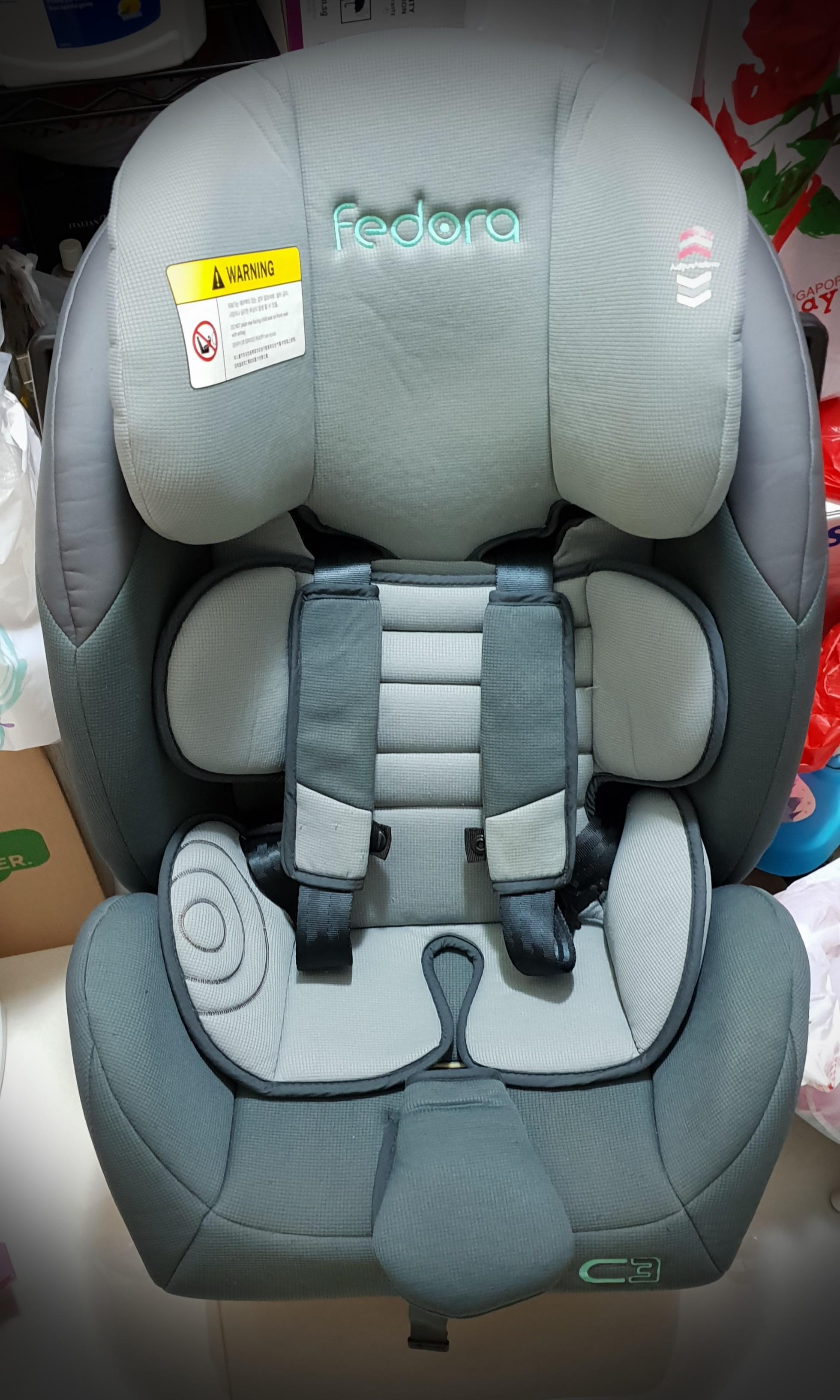 f8018dabca7ee Fedora Baby Car Seat