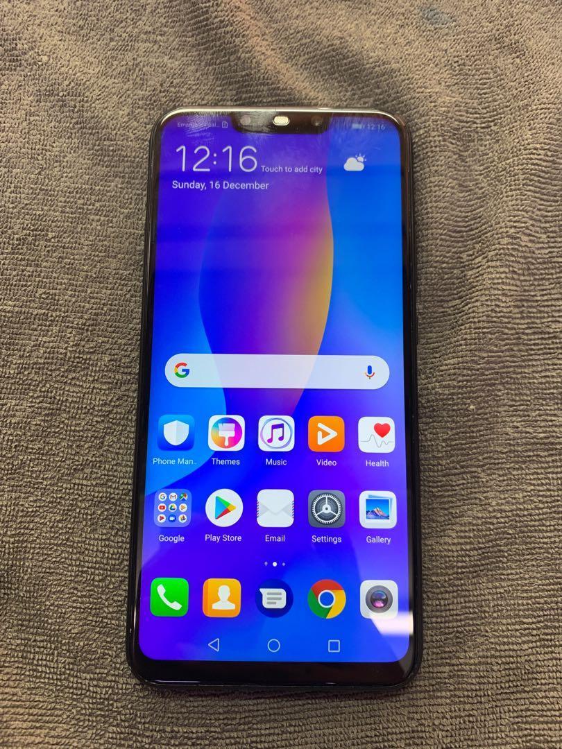 Huawei nova 3i 5 months old, Mobile Phones & Tablets