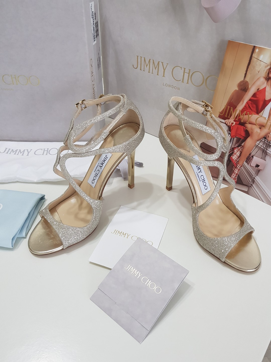 2b90549de Jimmy Choo Heels (Used once