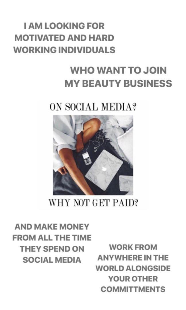 Job Opportunity!!! Work from the comfort of your own home