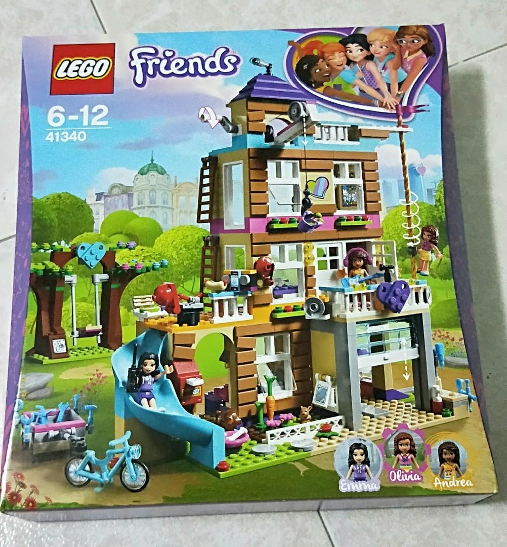 Lego 41340 Lego Friends Friendship House Fixed Price No Nego