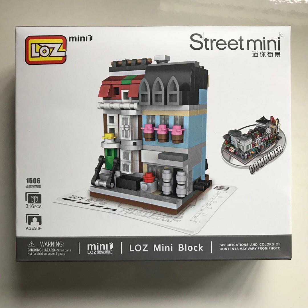 LOZ Mini Building Blocks Toys For KidsAdults Christmas Birthday