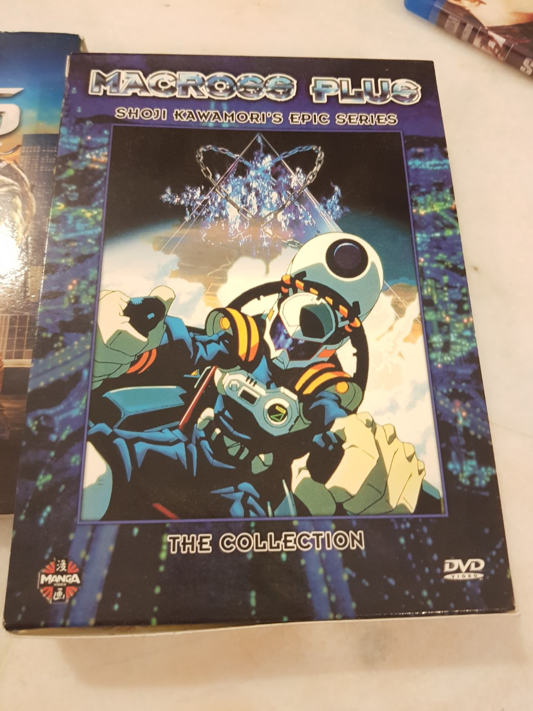 MACROSS PLUS COLLECTION 2 DVD movies