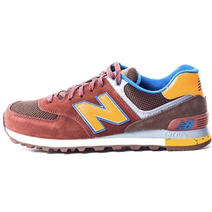 new arrival f982b 9758f New Balance Limited Edition 574, Men's Fashion, Footwear ...