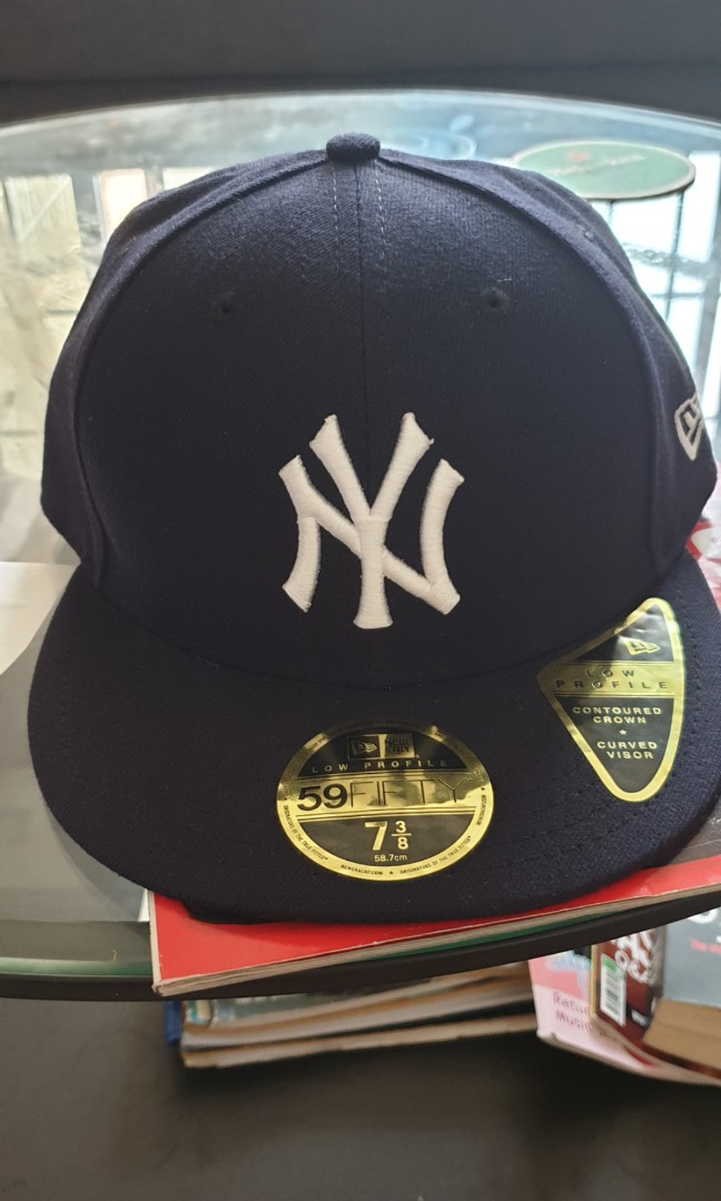 c8dc227297c New Era NY Yankees Fitted Cap