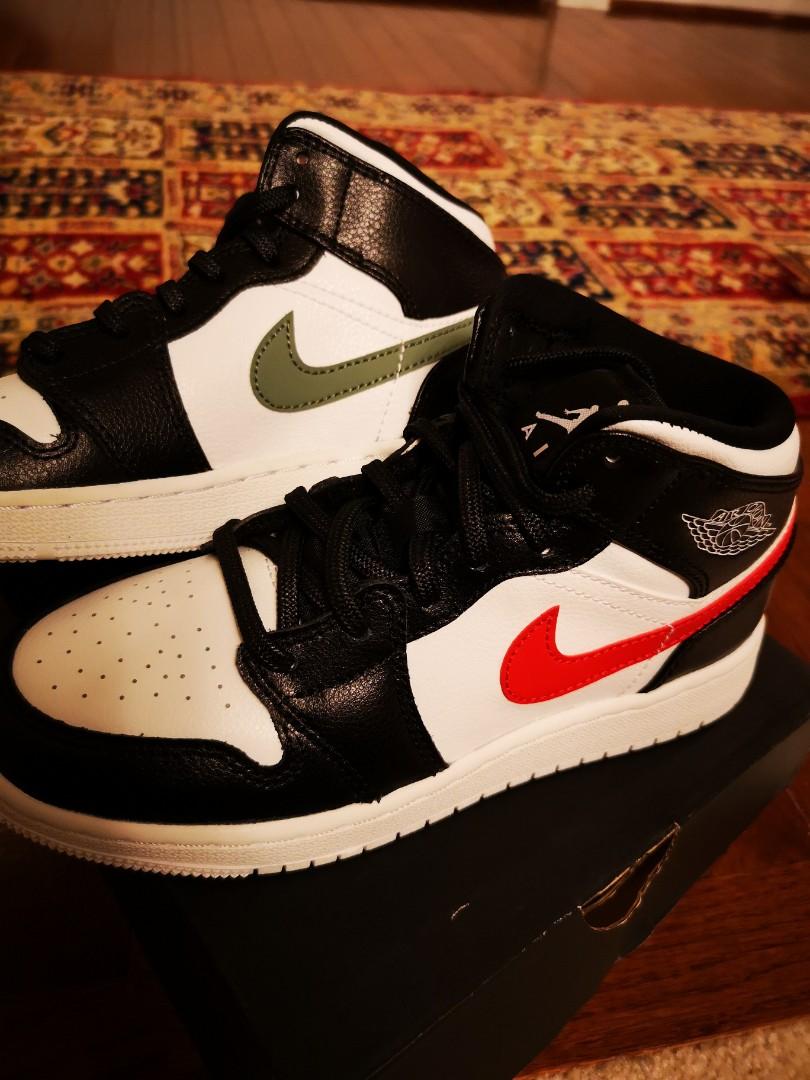bd935434fb0bec Nike Air Jordan 1 Mid BG