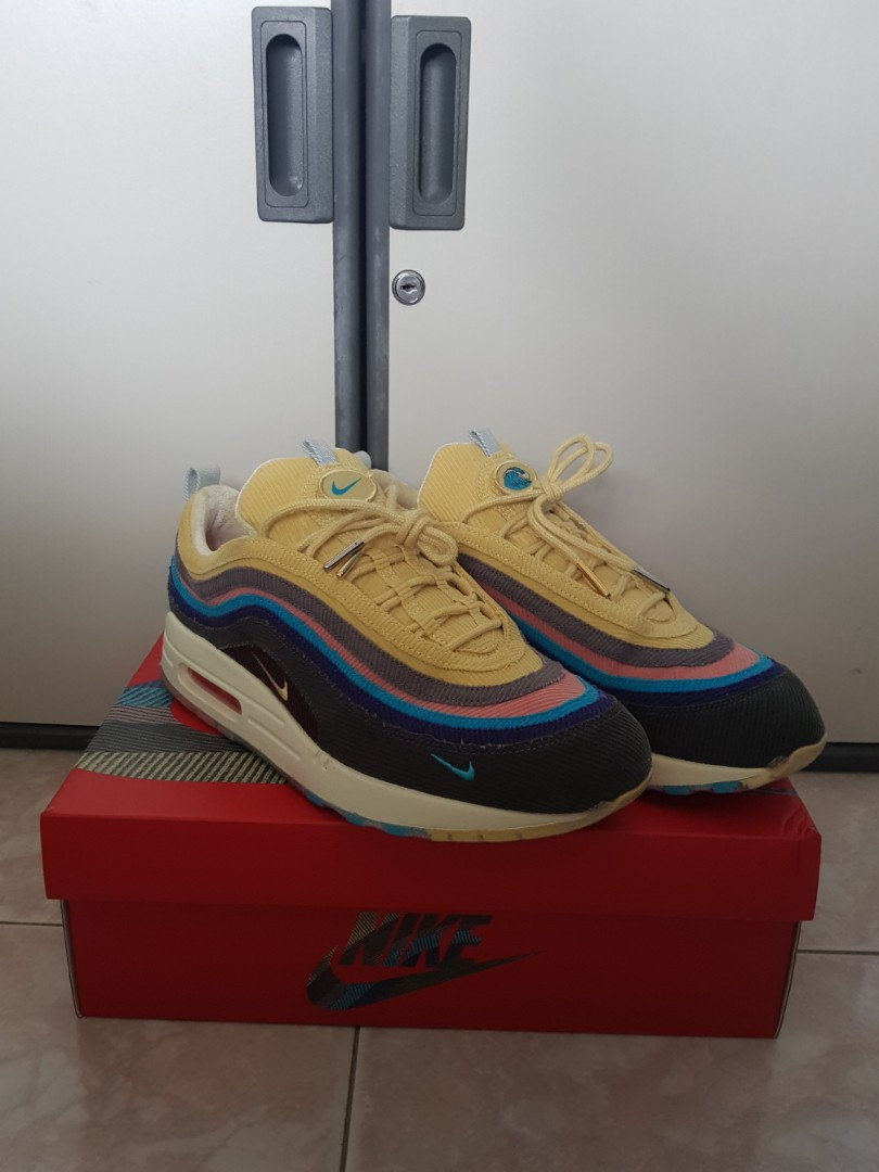 11657a01f9e8 (NEGO)Nike Airmax 1 97 Sean Wotherspoon