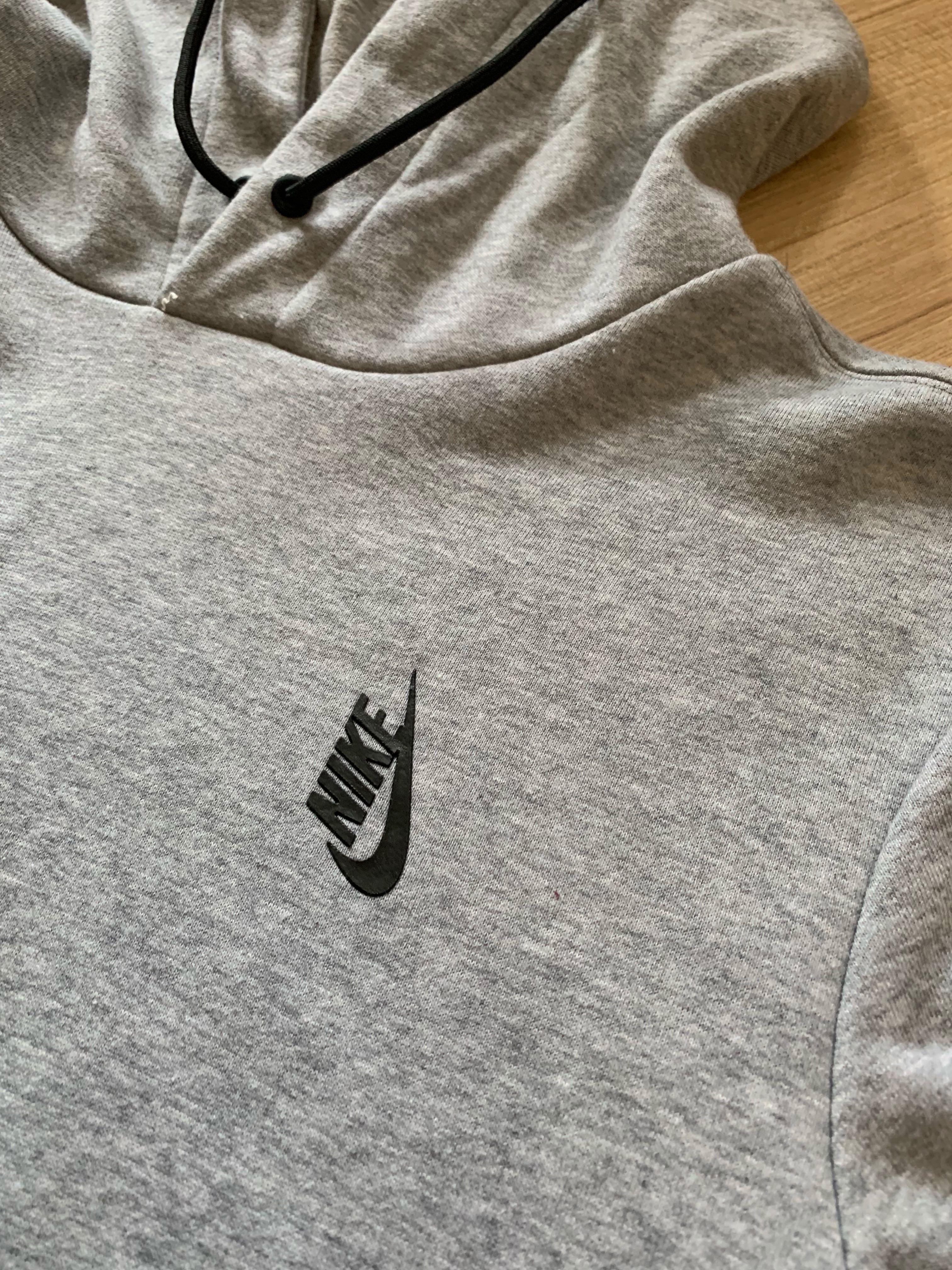 Nike Lab Grey Hoodies Size M