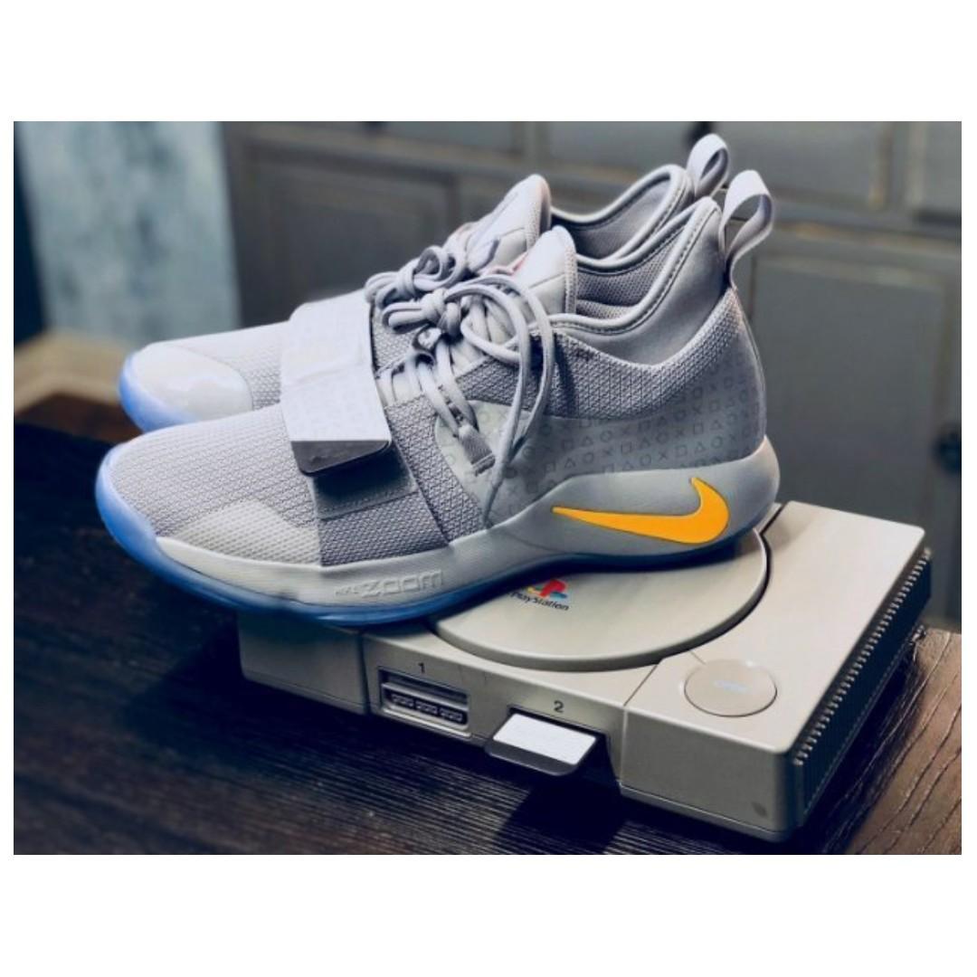 d594198d387e (4.5Y   EU 36.5) Nike PG 2.5 X Playstation on Carousell