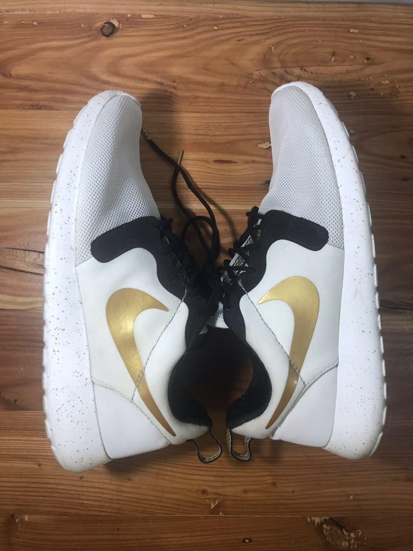 Nike Roshe Run Gold Trophy, Men's