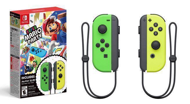 Nintendo Switch Joy-con Controller, Toys & Games, Video