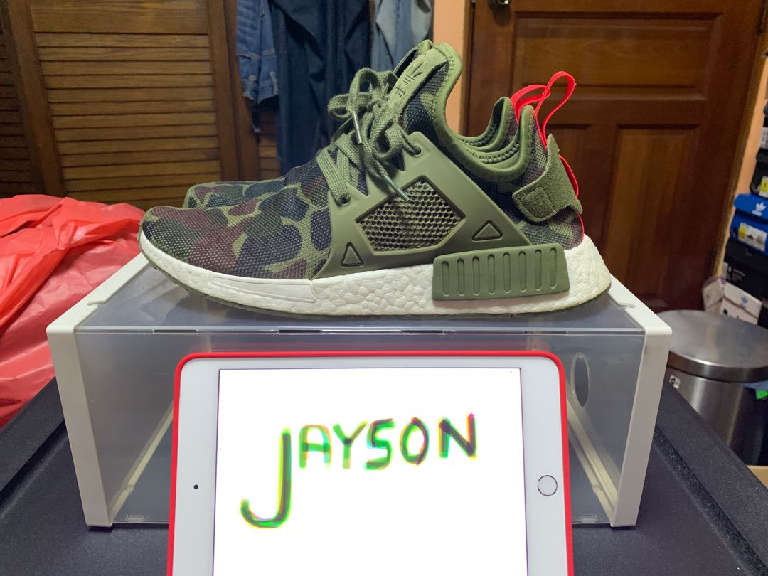 076ecf91e NMD XR1 Olive Camo