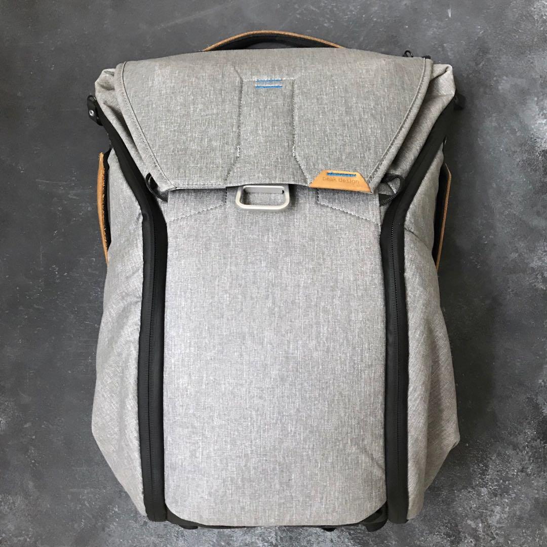 6a17122136 Peak Design Everyday Backpack 20L Ash