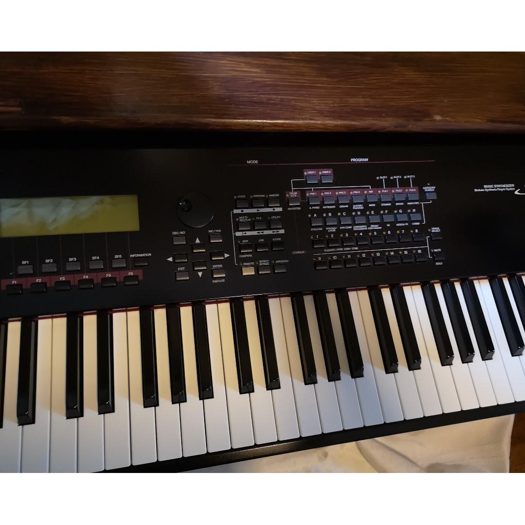 Stage Piano / Synthesizer Yamaha S90 ES, Music & Media