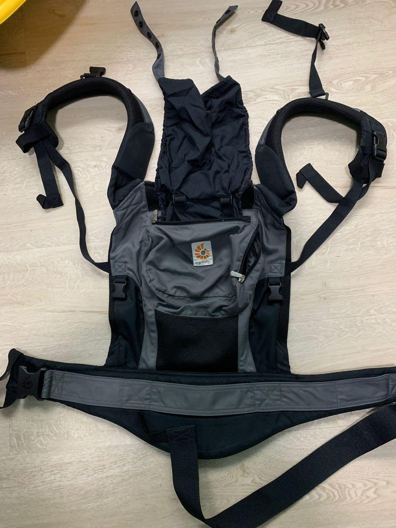 used ergobaby carrier