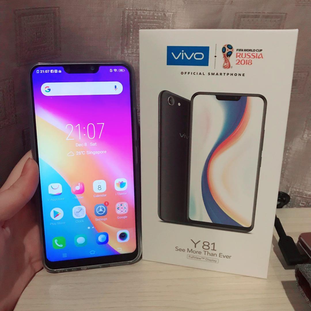 Vivo Y81 Phone