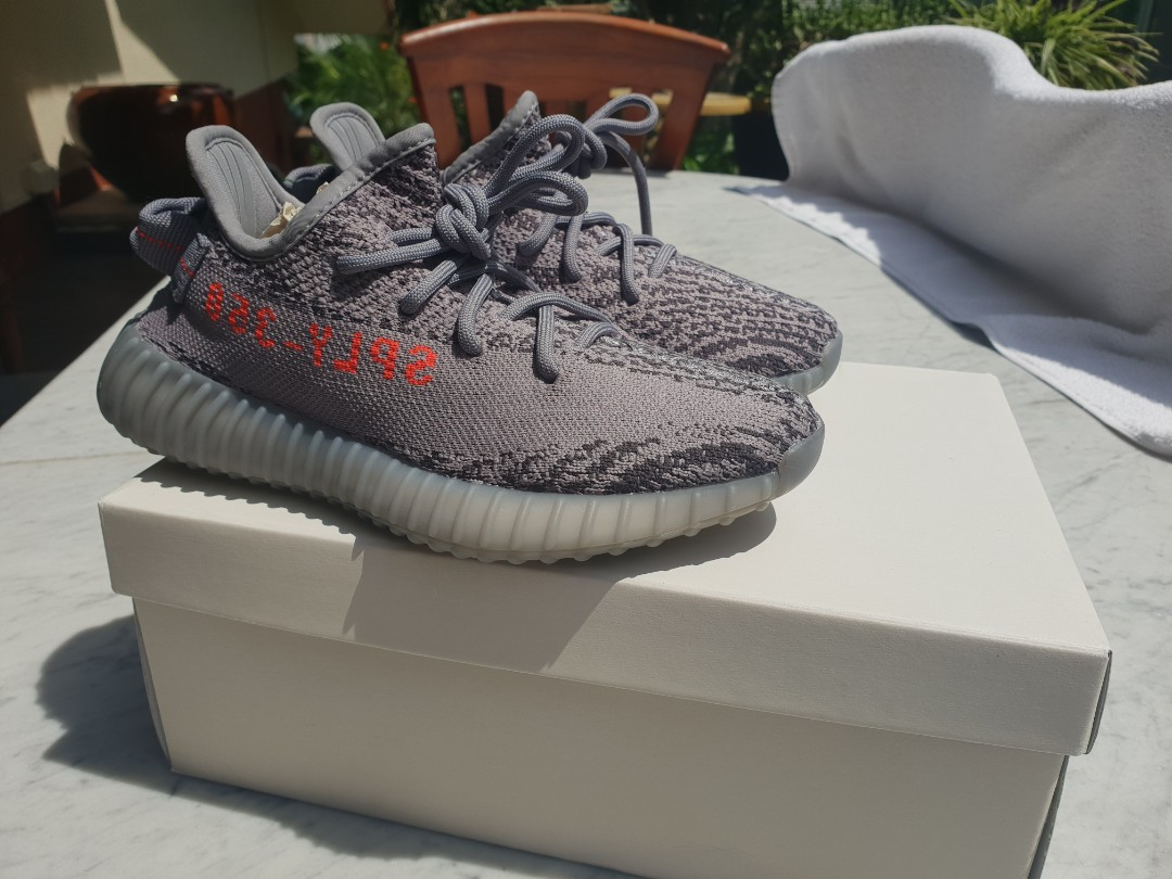 90f6e5e0 Yeezy beluga v2 UK 3.5, Men's Fashion, Footwear, Sneakers on Carousell