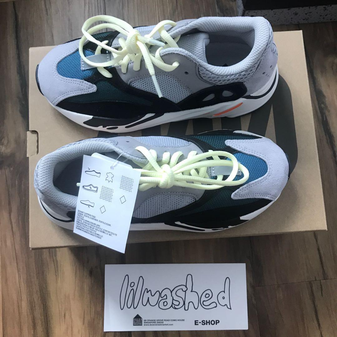 check out 530c7 ada7f Yeezy Boost 700 Wave Runner, Women's Fashion, Shoes ...