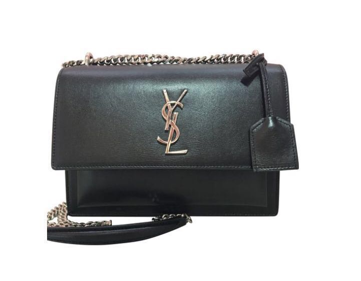 YSL medium sunset bag ed4a9559873e8