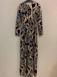 zalia sequin dress rental putrajaya