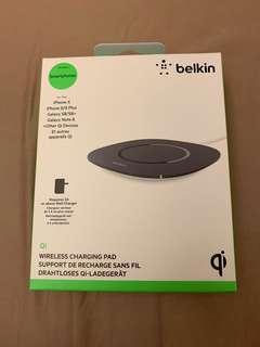 Belkin wireless charging pad Qi for iPhone xs max x 8 Samsung 無線 充電 momax