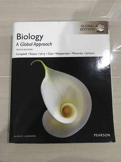Campbell Biology Textbook