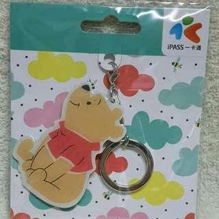 售台灣Winnie the Pooh一卡通