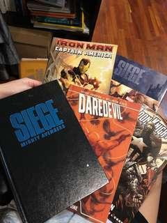 Marvel Comic Limited series