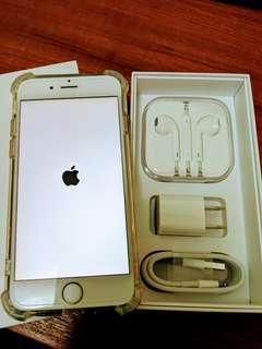 iphone 6 16GB 金色 完整盒裝附全新配件