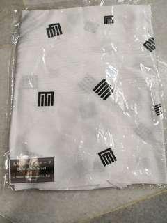 Deluxe Silk Scarf - 100% Japan Silk (Price Negotiable) #XMAS25