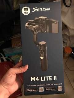 Swiftcam m4 lite ll 2 全新 抽獎中,唔岩用,出面賣$1399 現平售950