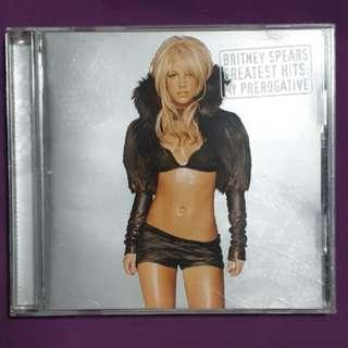 Britney Spears: Greatest Hits My Prerogative