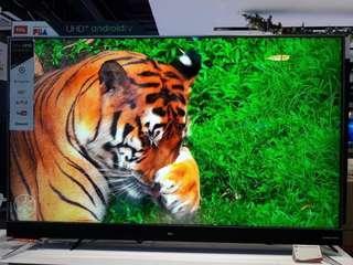 tvl tv smart uhd android tv