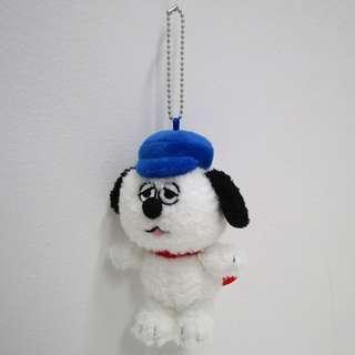 日本正版 Snoopy 史努比 史諾比 Olaf 毛公仔 掛飾 吊飾