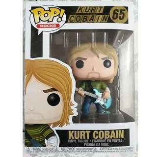 Kurt Cobain Funko Pop! Rocks #65
