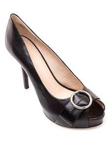 Nine West Qwill Heels (Black; Size 7)