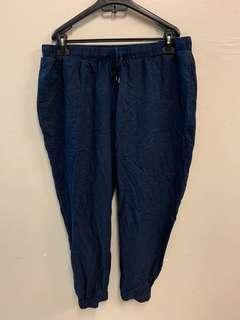 jogger pants size 16