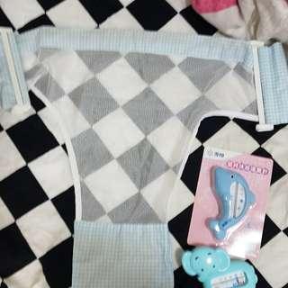 嬰兒沖涼網托+2個水溫溫度計