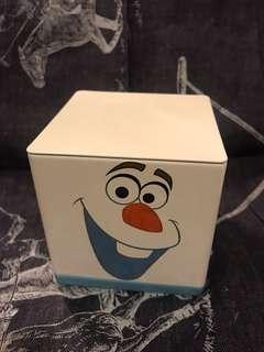 雪寶方盒 hallmark cubeez