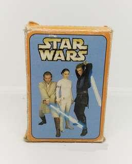 Vintage Star Wars Playcard
