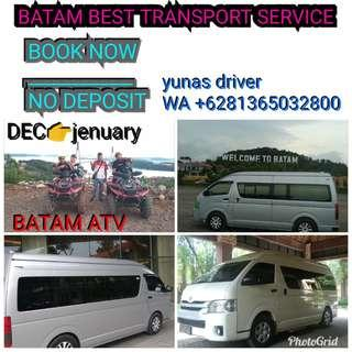 BATAM TRANSPORT and ATV(http://www.wasap.my/+6281365032800